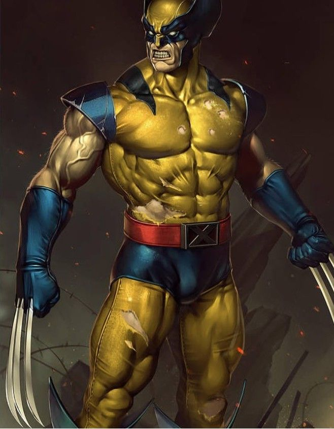 Pin By Alexandre Jose Bravo On Wolverine Wolverine Comic Wolverine Artwork Wolverine Marvel