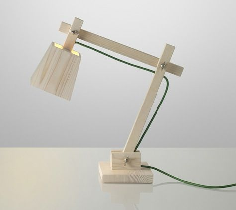I want this wooden Muuto lamp. Haven't had any luck finding it here in the US!