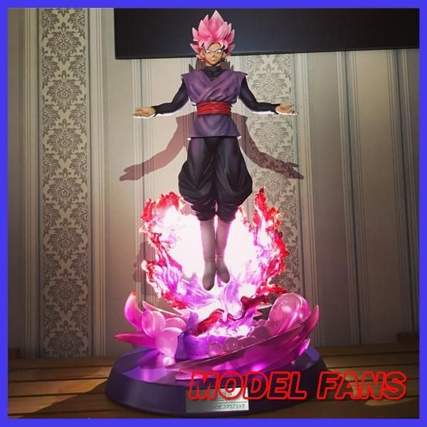 Dragon Ball Super-dragon des étoiles super saiyan Rose Goku Black Action Figure
