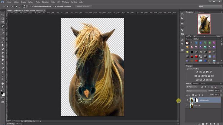 Tutoriel vidéo pour apprendre à détourer une image avec Photoshop pour en faire un render en utilisant différents outils comme l'outil Baguette magique, l'outil Sélection rapide, le Mode masque, l'outil Plume, l'outil Plume magnétique ou Lasso magnétique, la fonctionnalité Plage de couleurs et la fonctionnalité Améliorer le contour.  Pour lire ce tutoriel en version texte, rendez-vous sur Votre Assistante : http://www.votreassistante.net/detourer-image-photoshop