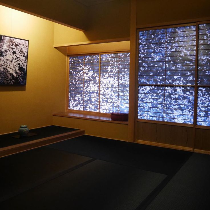 Black Tatami , old and new techniques together
