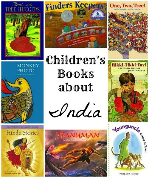 Books about India for Kids- Kid World Citizen