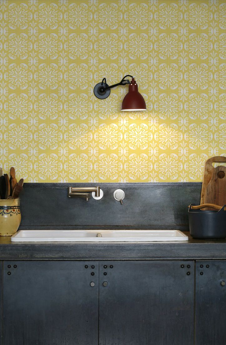Kitchen Ornament 17 Best Images About Kitchenwalls Wallpaper On Pinterest Grey