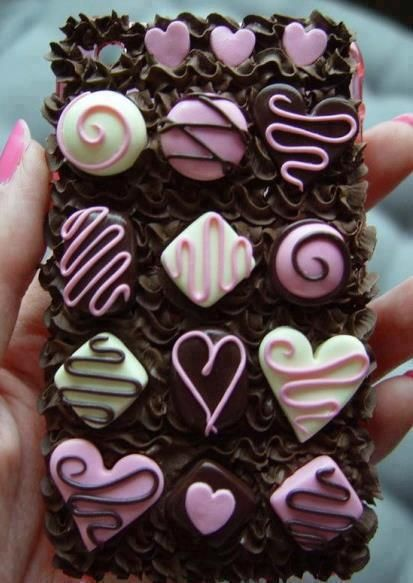 chocolate I phone Cover :D
