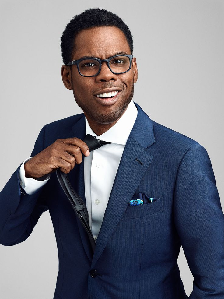 Chris Rock...one of my favorite comedian.                                                                                                                                                      More