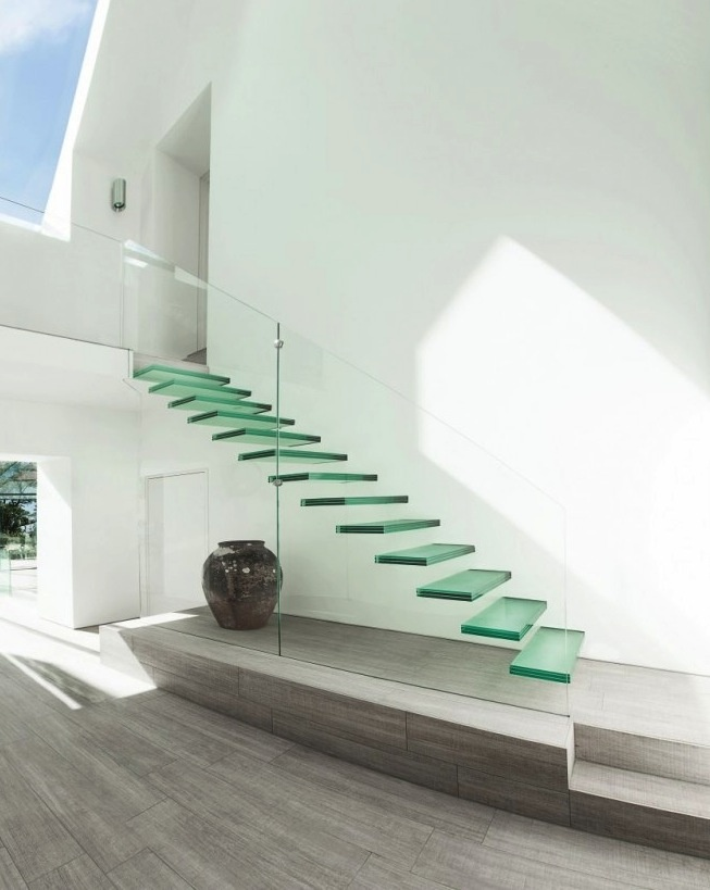Glass House, Winchester, England, AR Design Studio, Photo by Martin Gardner