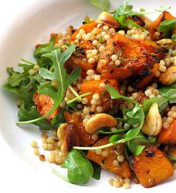 A vibrant, healthy salad that you can pile high on the lunch plate without a trace of guilt. At this time of year, warm salads have t...