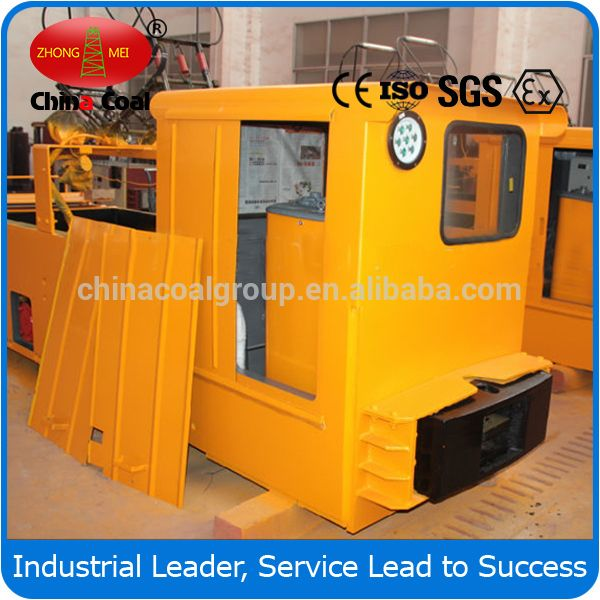 China coal group 15T Battery locomotive for underground mining/rail for big promotion