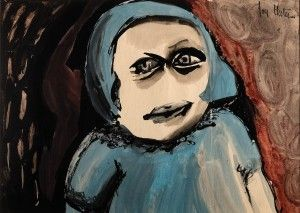 Joy Hester, Child in Blue