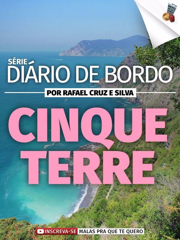 Os cinco vilarejos à beira-mar que formam o que chamamos de Cinque Terre reúnem o melhor da natureza, cultura e gastronomia italianas.