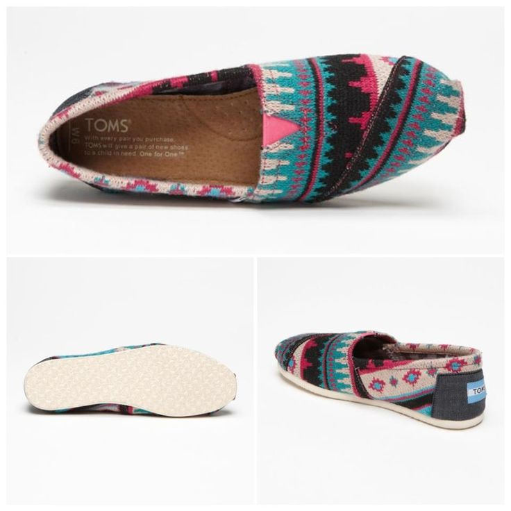 TOMS... I would really love to have these :)