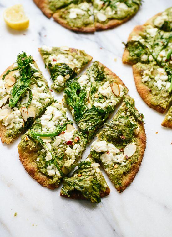 ... Flatbread Hapjes op Pinterest - Voorgerechten, Kip Platbrood en Pizza