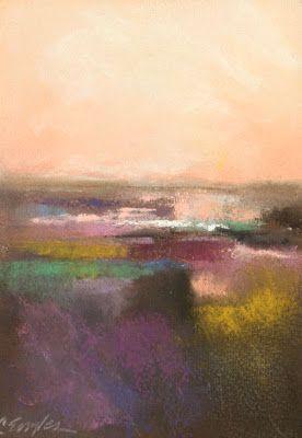 Carol Engles, soft pastel