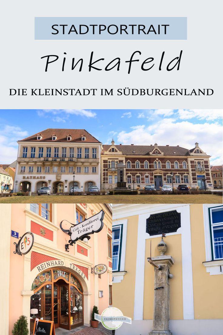 Die Kleinstadt Pinkafeld im Südburgenland hat eine bewegte Geschichte und einige hübsche Fleckchen zu bieten #burgenland #österreich #urlaub #geheimtipp