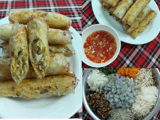 Resepi Popia Goreng Vietnam Garing Best Siap Resepi Sos Ide Makanan Resep Makanan
