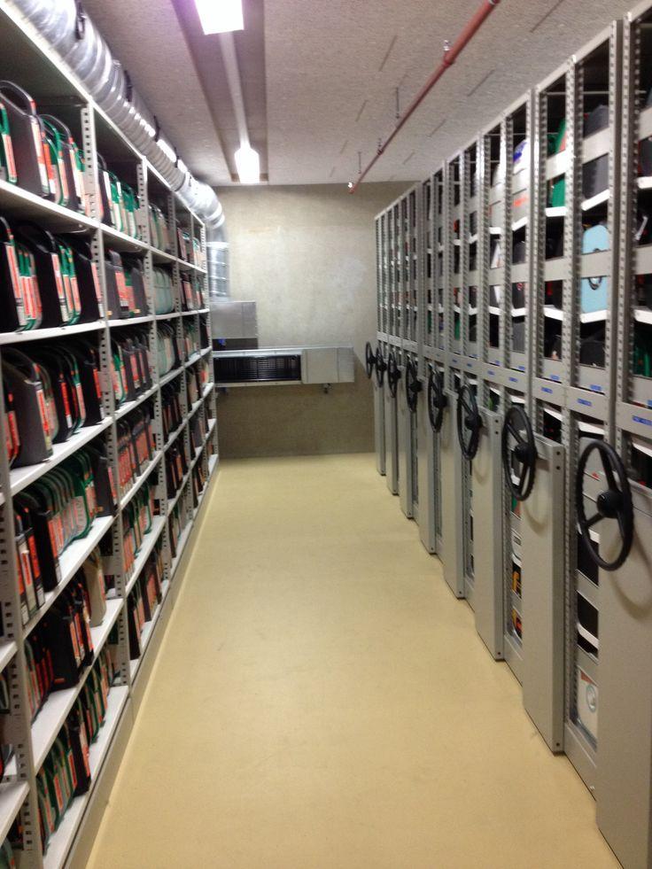 Beeld en Geluid archief