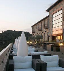 Languedoc proche Perpignan - Ecolodge Domaine de Riberach Restaurant étoilé Michelin