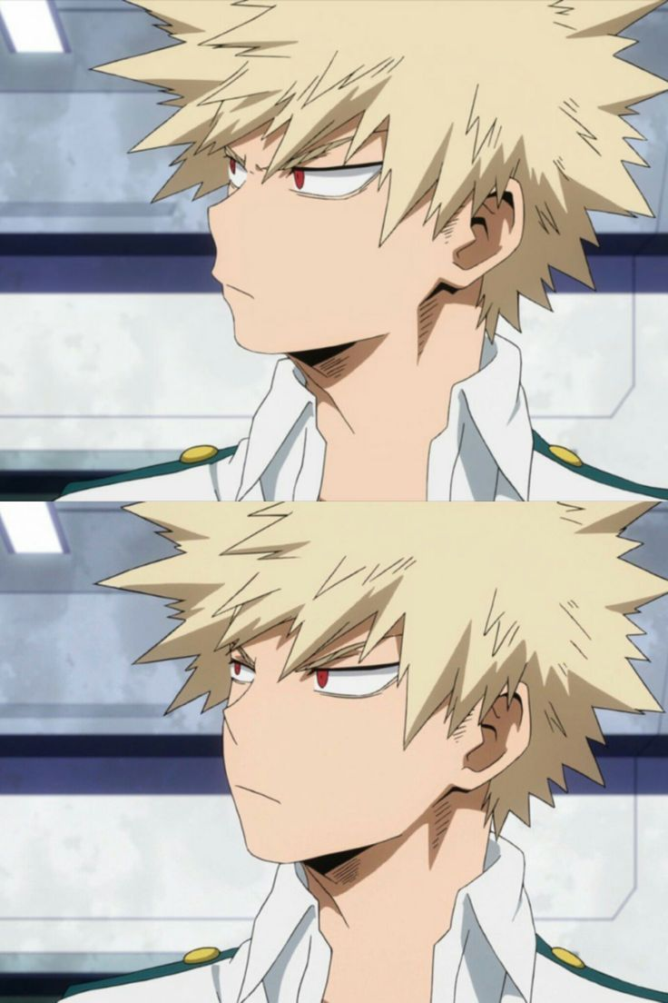 Bakugou Katsuki With Images Hero My Hero Anime