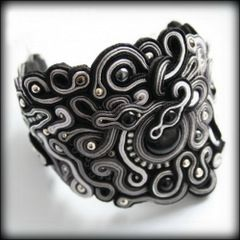 Soutache jewelry - Olissima Gallery