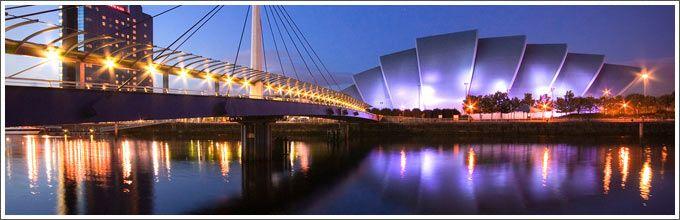Glasgow, I'm in love.