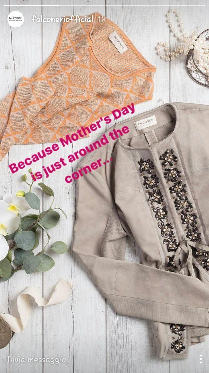 falconeri instagram stories festa della mamma 1  https://giodit.com/2017/05/15/la-festa-della-mamma-celebrata-dalle-aziende-sui-social/