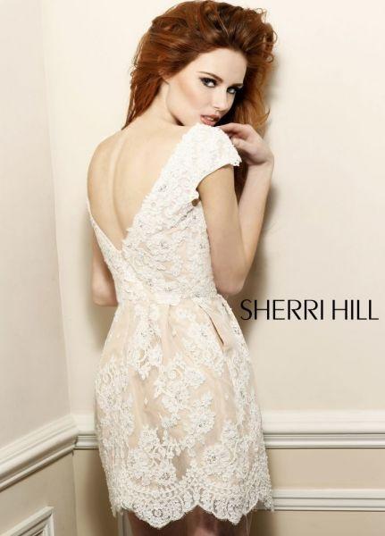 Vestidos de Fiesta Cortos 2013 Sherri Hill. Coleccion Otoño Invierno.