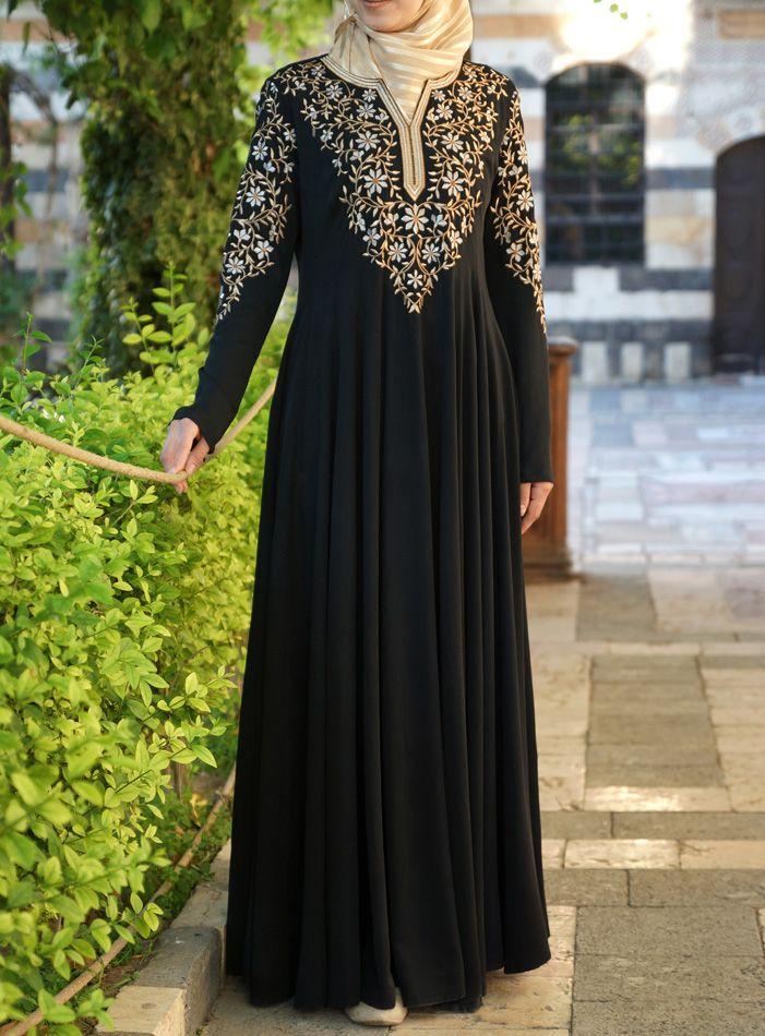SHUKR USA | Secret Garden Gown