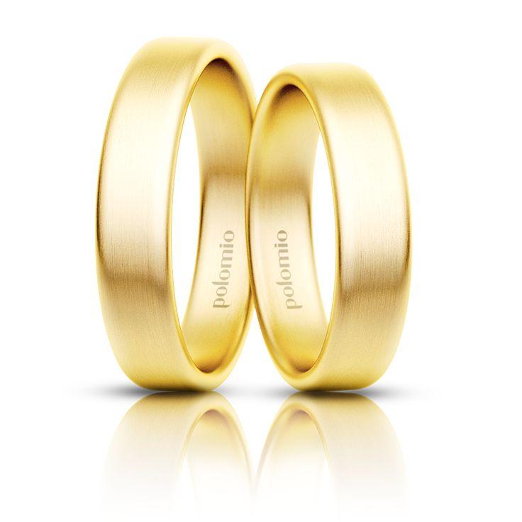 Snubní prsten Tobi 5-01 Polomio Jewellery
