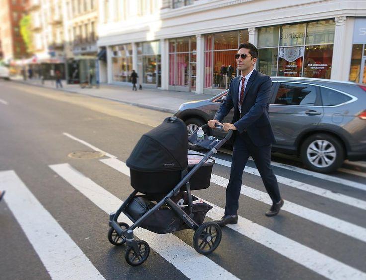 Nev Schulman strolls in style with the Jake VISTA.