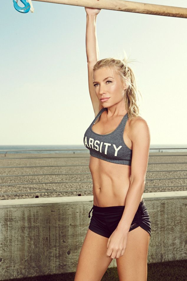 Tracy Anderson?s Ultimate Ab Workout: 4 Easy Moves To Get a Tight Tummy