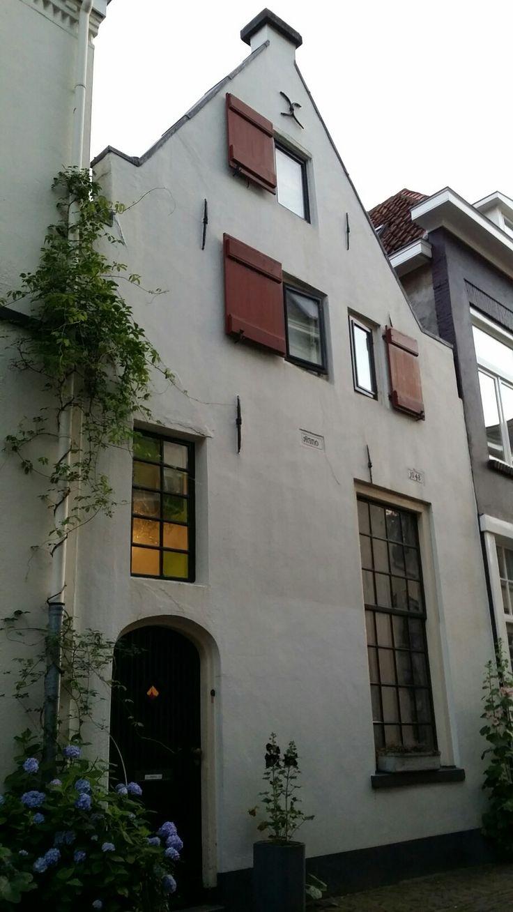 Papenstraat, Deventer, Overijssel.