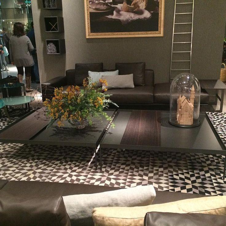 #isaloni2016 #sofa #coffeetable by achmatova2