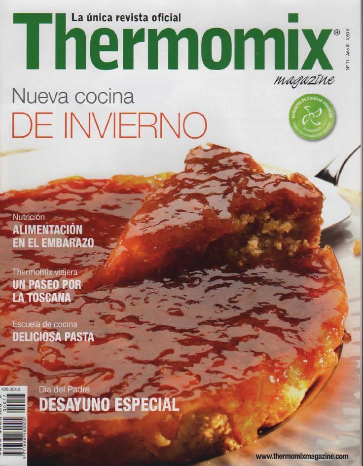 Revista thermomix nº17 nueva cocina de invierno