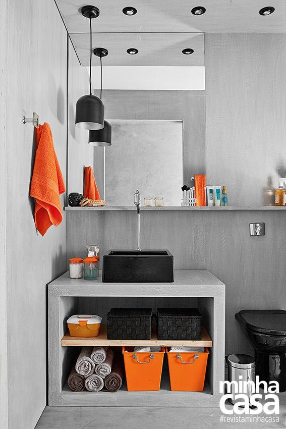 42 banheiros projetados por profissionais de CasaPRO