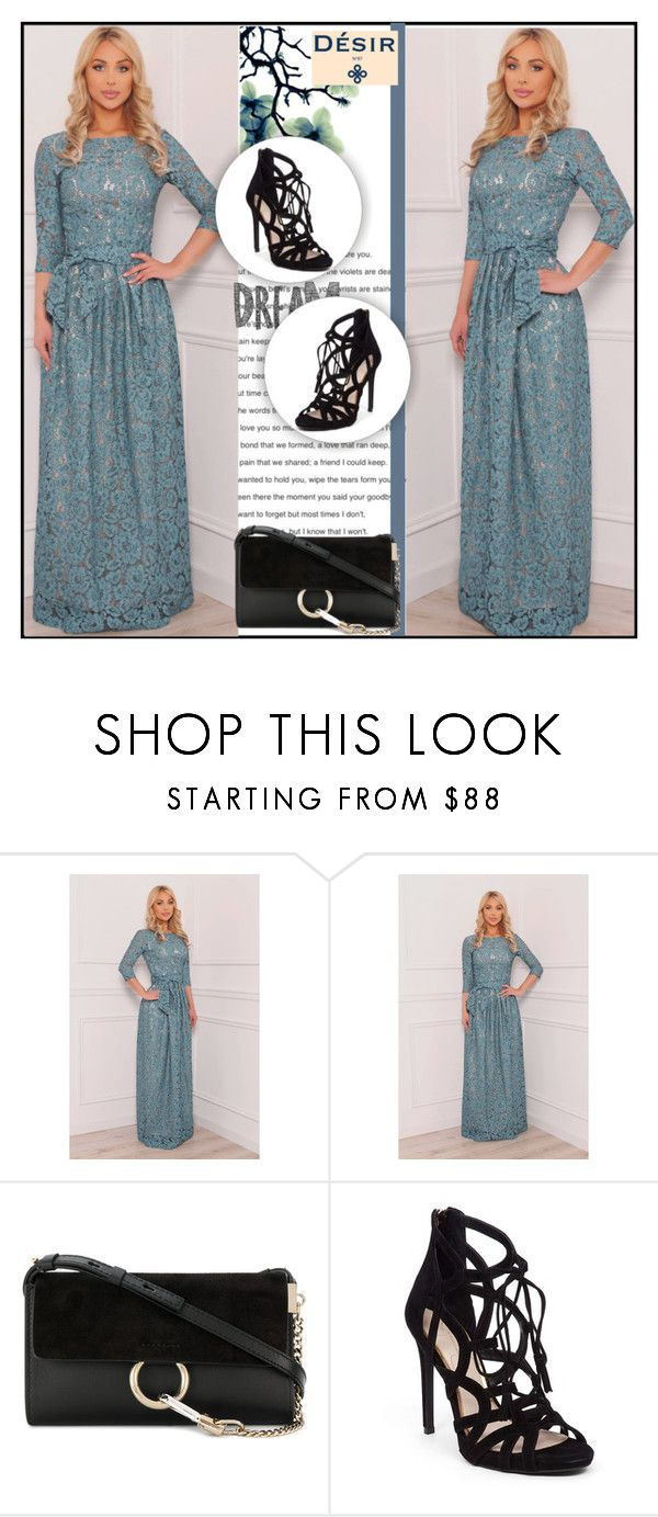 """Desir vale 24"" by mell-2405 ❤ liked on Polyvore featuring Chloé and Jessica Simpson"