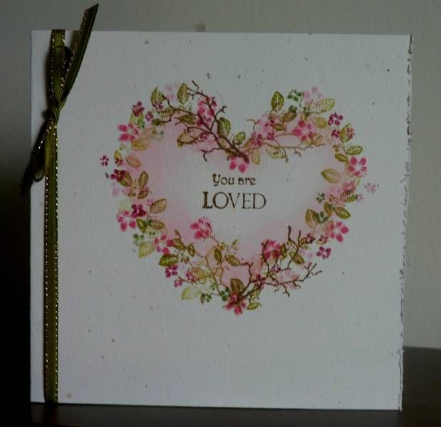 This beautiful card features RST Heart Template (chalked in pink) and RST Cherry Blossoms Peg Stamp Set. http://www.rubberstamptapestry.com/Cherry_Blossoms_Set_p/sfl34068.htm