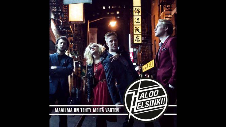 Haloo Helsinki - Vapaus käteen jää (Finnish band)