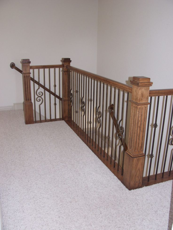 Best 17 Best Images About Versatile Modern Iron Baluster Stair 400 x 300