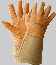 WIGMaster Pro - hochwertiges Leder für beste Feinfühligkeit bei allen Schweißarbeiten