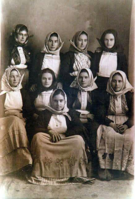 Donne di CABRAS (Oristano) #Sardinia