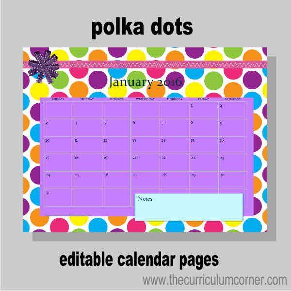 Kindergarten Calendar Binder Pages : Best images about organisation on pinterest morning