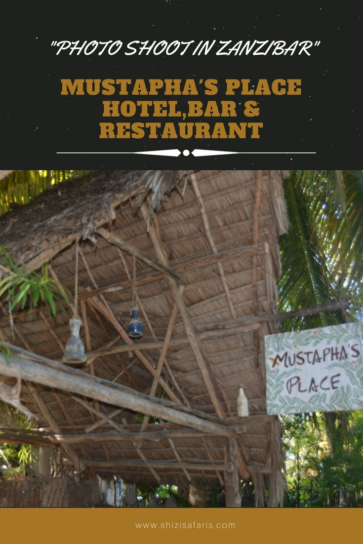Looking for a good bungalow in Zanzibar? Mustapha's Place can be your answer.