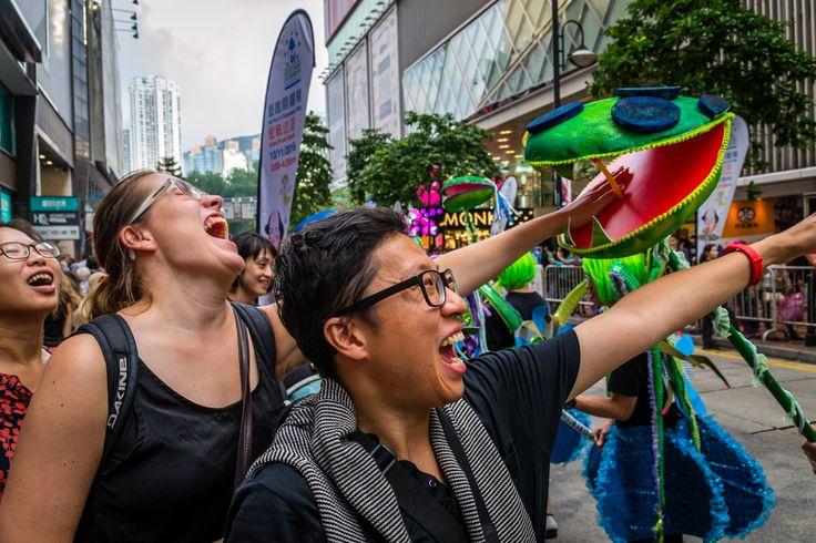 Rakkaudesta Hongkongiin - Matkalla kaiken aikaa | Lily.fi