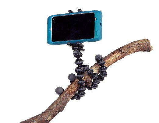 Amazon.com: JOBY GripTight GorillaPod Stand for Smaller SmartPhones: Camera & Photo