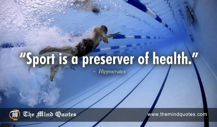 "themindquotes.com : Hippocrates Quotes on Sports and Health""Sport is a preserver of health."" ~ Hippocrates"
