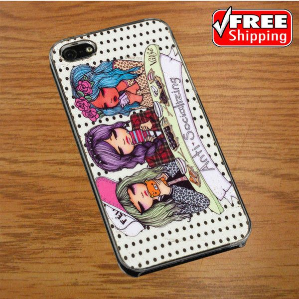 Antisocializing IPHONE 4 | 4S COVER CASE