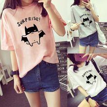 2015 mujeres de moda de verano ropa camiseta del o-cuello Batman dibujos animados impreso top envío gratis(China (Mainland))