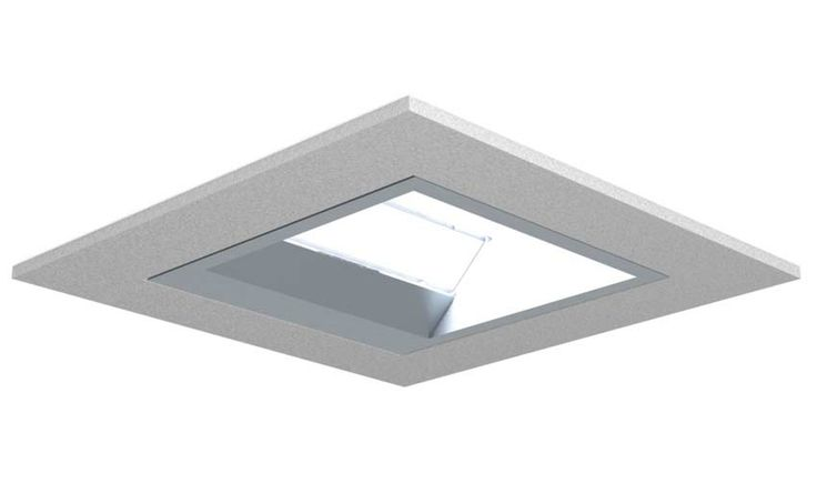 LETO 12 Wall Wash Recessed Fixture