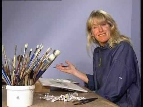 DVD - What shall I Paint with Hazel Soan