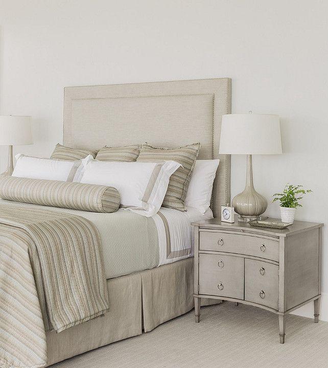 22 Beautiful Bedroom Color Schemes: Best 25+ Ivory Bedroom Ideas On Pinterest
